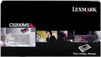 Lexmark 005200ms toner magenta 1.500 pagine
