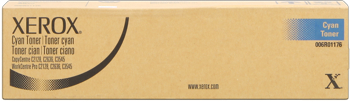 Xerox 006r01176 toner cyano, durata indicata 16.000 pagine