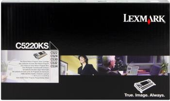 Lexmark 00c5220ks toner nero, durata 4.000 pagine