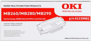 Oki 01240001 toner originale 5.500p