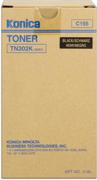 konica Minolta 018l toner nero