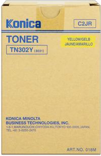 konica Minolta 018m toner giallo