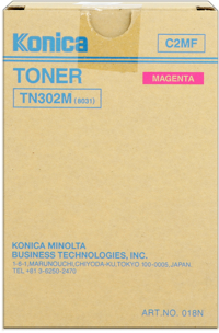 konica Minolta 018n toner magenta