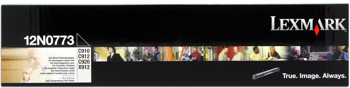 Lexmark 0c9202yh toner giallo, durata 14.000 pagine