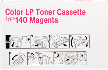 Ricoh 402099 toner magenta, durata 6.500 pagine