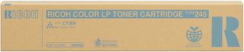 Ricoh 888283 toner cyano bassa capacit�, durata 5.000 pagine