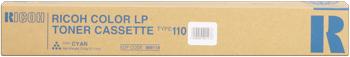 Ricoh 888118 toner cyano 10.000p