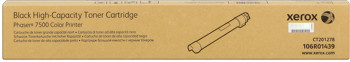 Xerox 106r01439 toner nero alta resa, durata 19.800 pagine