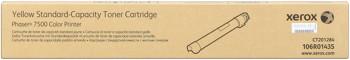 Xerox 106r01435 toner giallo standard, durata 9.600 pagine
