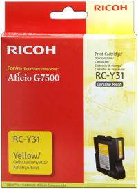 Ricoh 405503 cartuccia giallo