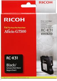 Ricoh 405506 cartuccia nero