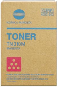 konica Minolta 4053-603 toner magenta, durata 11.500 pagine