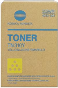 konica Minolta 4053-503 toner giallo, durata 11.500 pagine