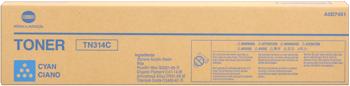 konica Minolta a0d7451 toner cyano, durata indicata 20.000 pagine