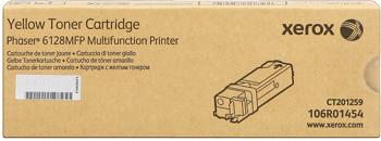 Xerox 106r01454 toner giallo, durata 2.500 pagine