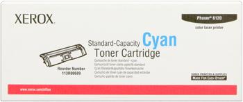 Xerox 113r00689 toner cyano originale, durata indicata 1.500 pagine