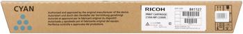 Ricoh 841127 toner cyano, durata 15.000 pagine