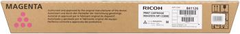 Ricoh 841126 toner magenta, durata 15.000 pagine
