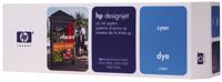 Hp C1807A cartuccia cyano 410ml + testina di stampa+ dispositivo pulizia (date 2011)