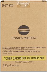 konica Minolta 8937-920 toner giallo