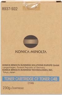 konica Minolta 8937-922 toner cyano