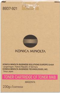 konica Minolta 8937-921 toner magenta
