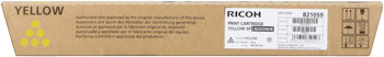Ricoh 821059 toner giallo, durata 15.000 pagine