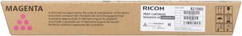 Ricoh 821060 toner magenta, durata 15.000 pagine