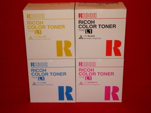 Ricoh 887896 toner giallo