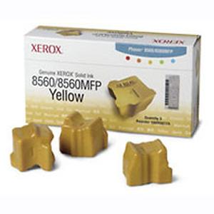 Xerox 108r00725 Solid Ink giallo, pacco contenente 3 pezzi.