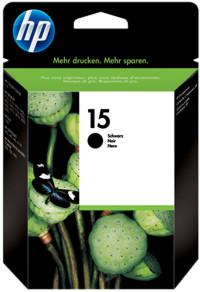Hp c6615de cartuccia nero, capacit� indicata 25ml, durata 500 pagine