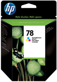 toner e cartucce - c6578ae cartuccia colore capacit� 38ml, durata 1.200 pagine