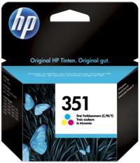 Hp CB337EE cartuccia colore, durata 170 pagine