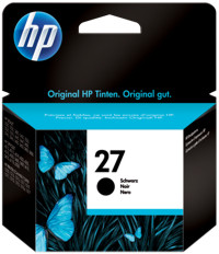 Hp c8727ae Cartuccia nero 10ml