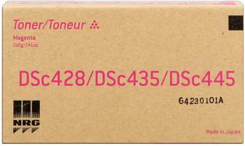 Nashuatec 888358 toner magenta, durata 10.000 pagine