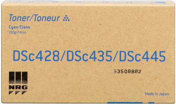 Nashuatec 888359 toner cyano, durata 10.000 pagine