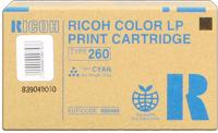 Ricoh 888449 toner cyano 10.000p
