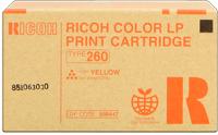 Ricoh 888447 toner giallo 10.000p