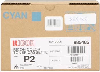 Ricoh 888238 toner cyano 10.000p