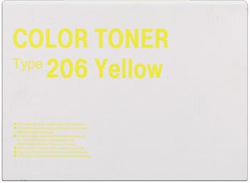 Ricoh 400997 toner giallo 6.000p