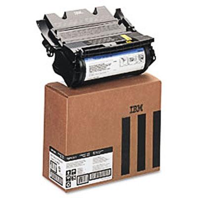 Ibm 75p4301 toner originale nero, durata indicata 5.000 pagine