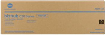 konica Minolta a0dk153 toner nero, durata 8.000 pagine
