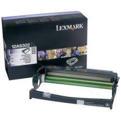 Lexmark 12a8302 gruppo tamburo originale nero, durata 30.000 pagine