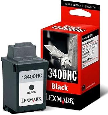 Lexmark 13400hc cartuccia nero