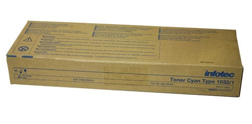 Infotec 89040069 tone cyano 17.000p