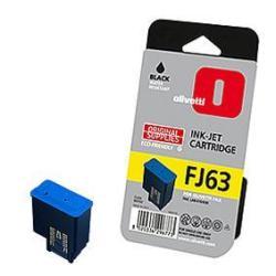 Olivetti b0702 cartuccia originale nero