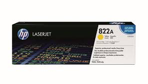 Hp c8552a toner giallo, durata 25.000 pagine