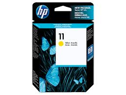 Hp C4838AE cartuccia giallo, capacit� 28ml