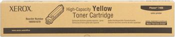 Xerox 106r01079 toner giallo, durata 18.000 pagine