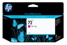 Hp c9372a cartuccia magenta, capacit� 130ml